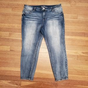 Maurices Jeggings Plus size 18W SHORT